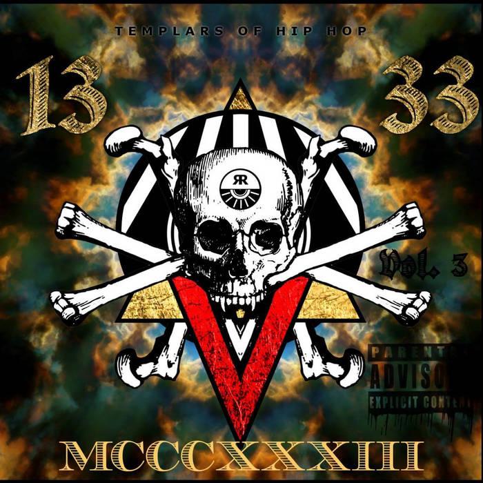 MCCCXXXIII Vol. 3 cover art
