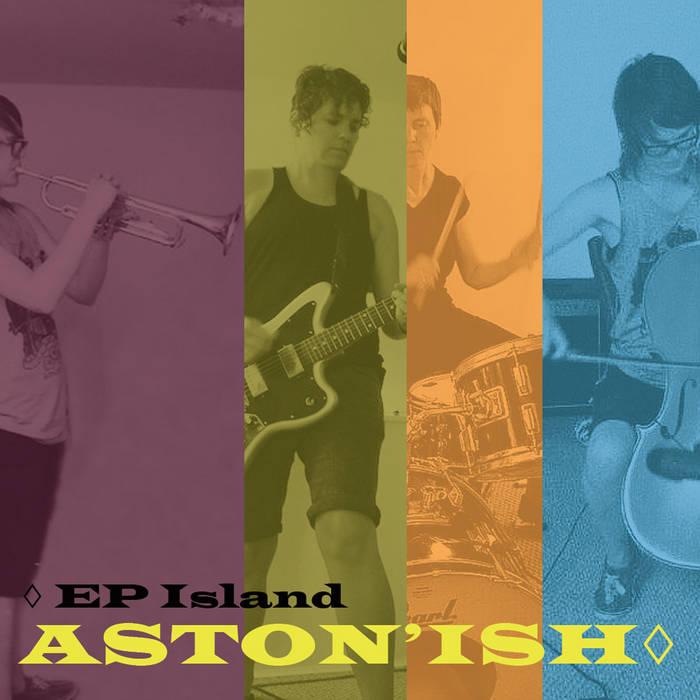 Aston'ish cover art