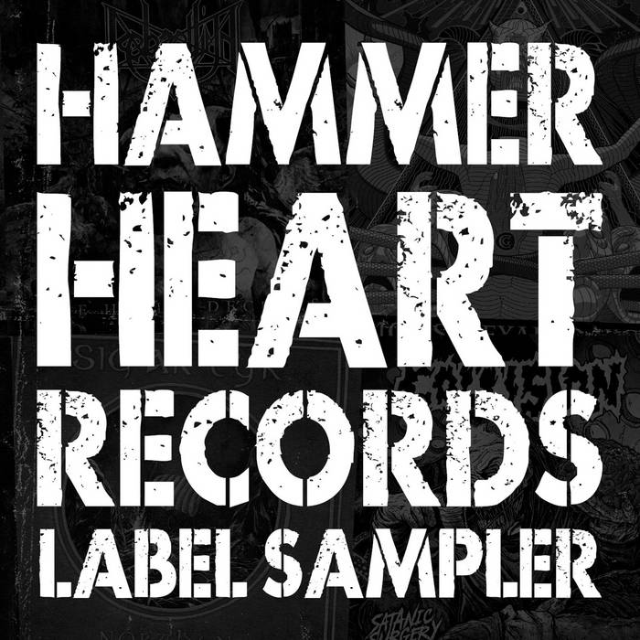 Hammerheart Records Label Sampler cover art