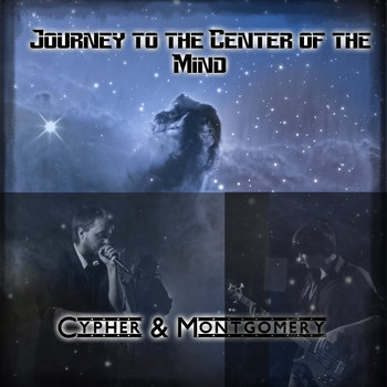 Journey to the Center of the Mind cover art