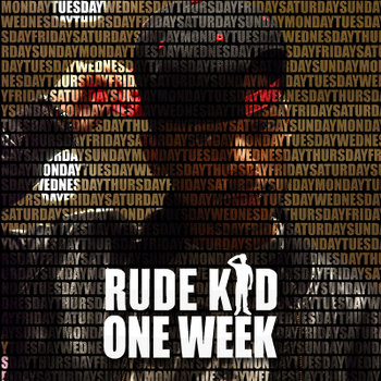 One Week EP cover art