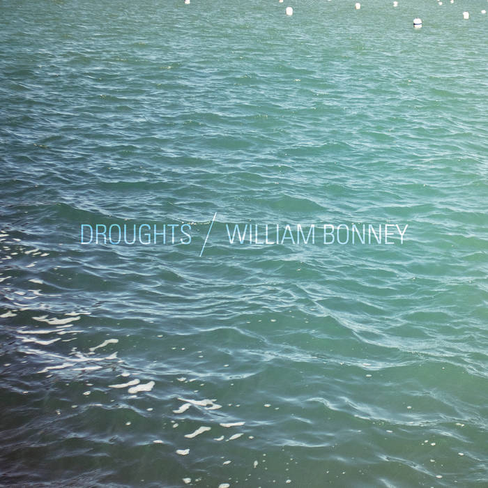 Droughts / William Bonney Split cover art