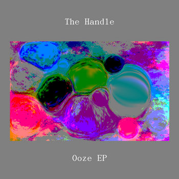 Ooze EP cover art