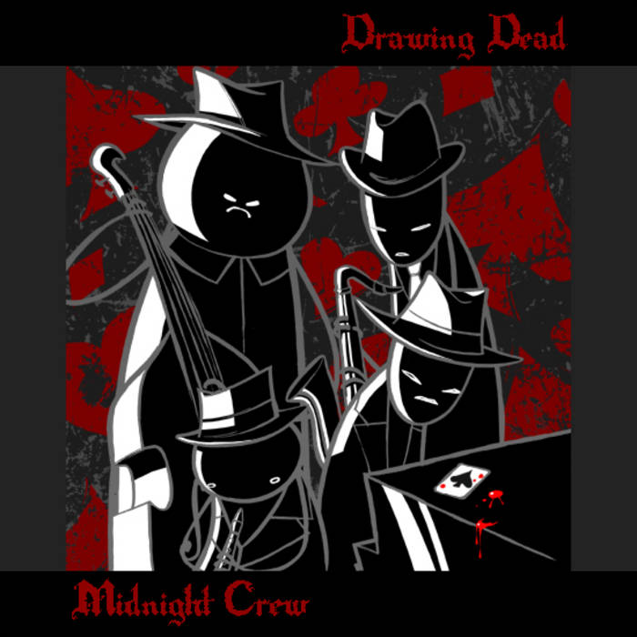 Midnight Crew: Drawing Dead cover art