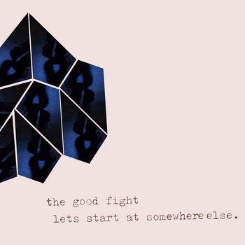 Lets Start At Somewhere Else. cover art