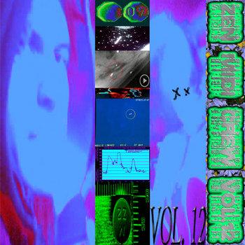 """VOL. 12 """"ZEN: GODDESS REINCARNATION"""" (EP) cover art"""