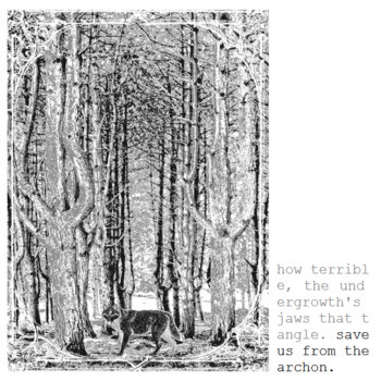 How Terrible, the Undergrowth's Jaws That Tangle cover art