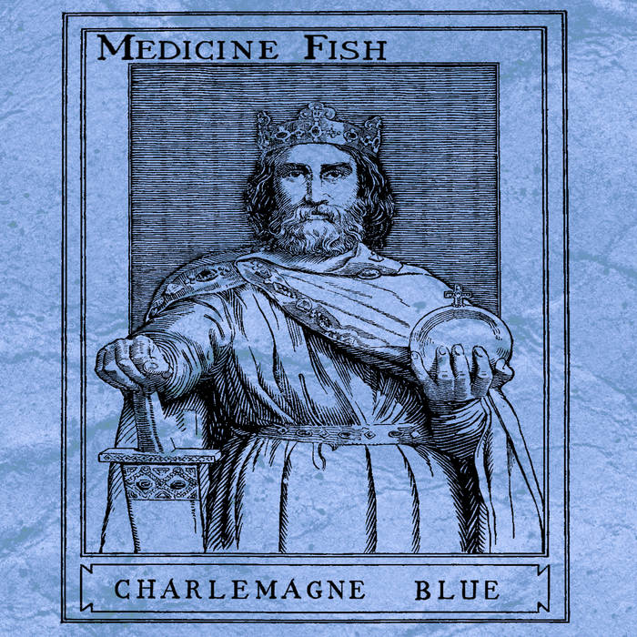 Charlemagne Blue cover art