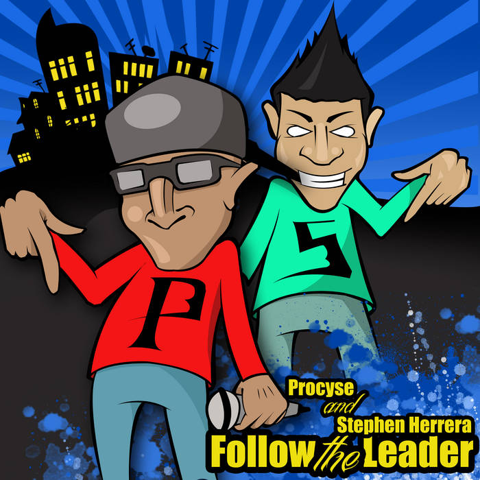 Follow the Leader (The Instrumentals) cover art