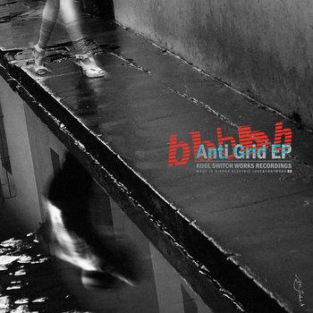 Anti Glid EP cover art