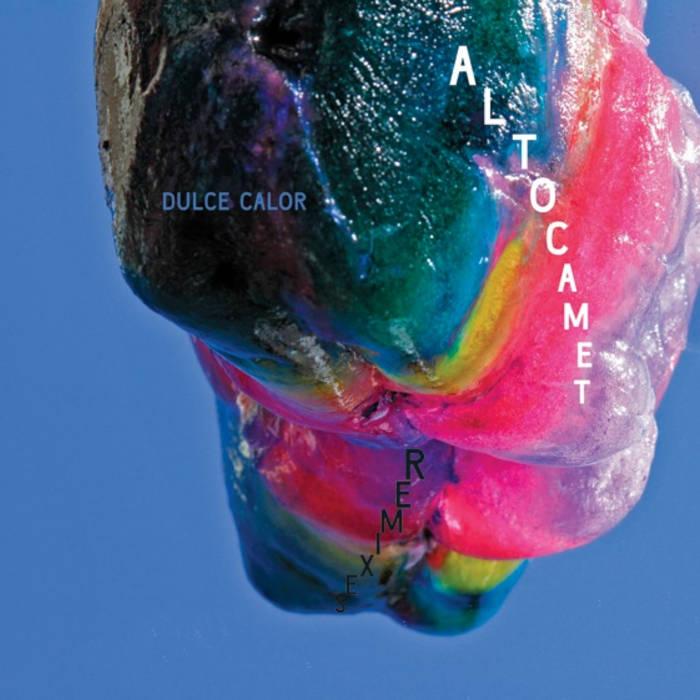 Dulce Calor Remixes cover art