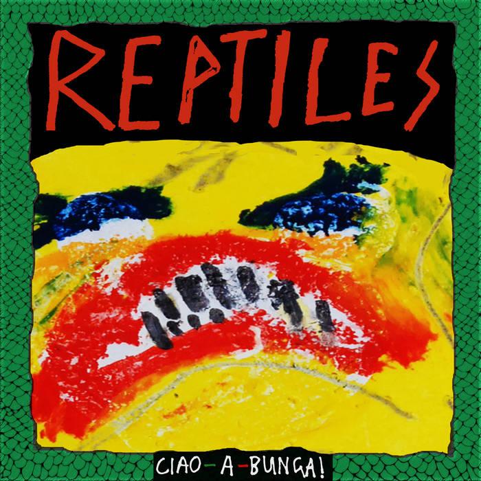 CIAO-A-BUNGA! cover art