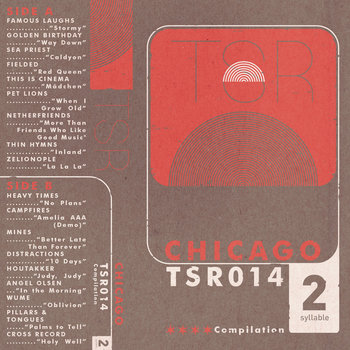 Chicago Cassette Compilation cover art