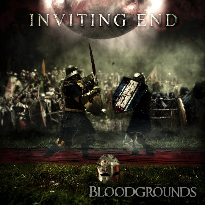 Bloodgrounds cover art