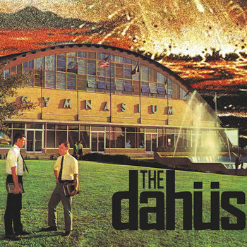 The Dahus (2013) cover art