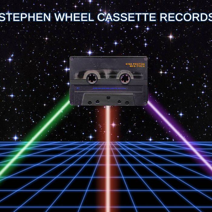 Cassette Records EP cover art