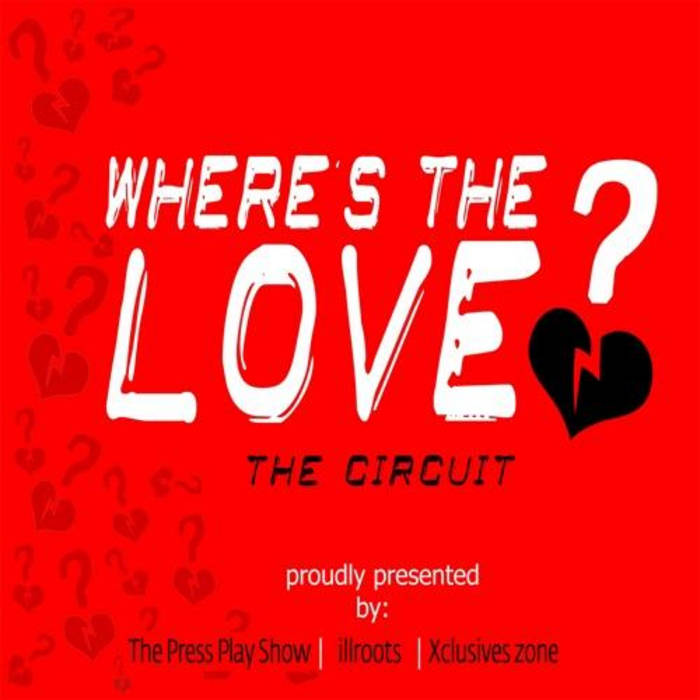 Where's The Love? cover art
