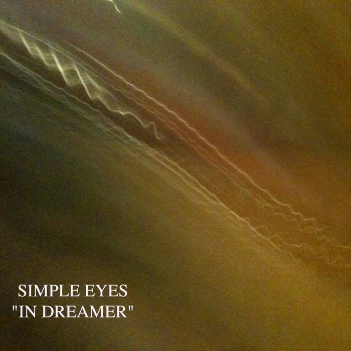 """IN DREAMER"" cover art"