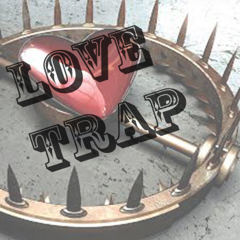 LOVE TRAP cover art
