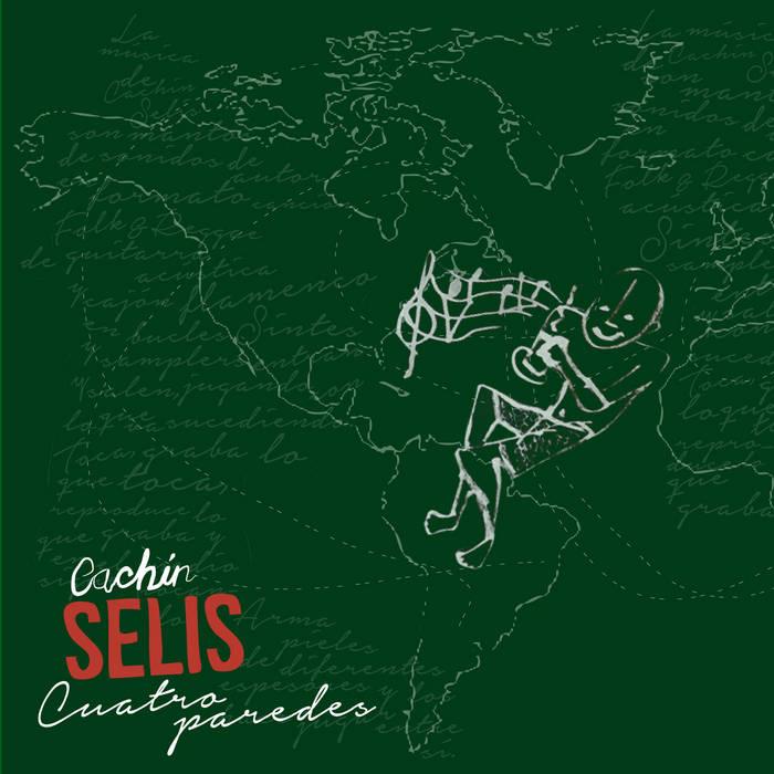 Cuatro Paredes cover art