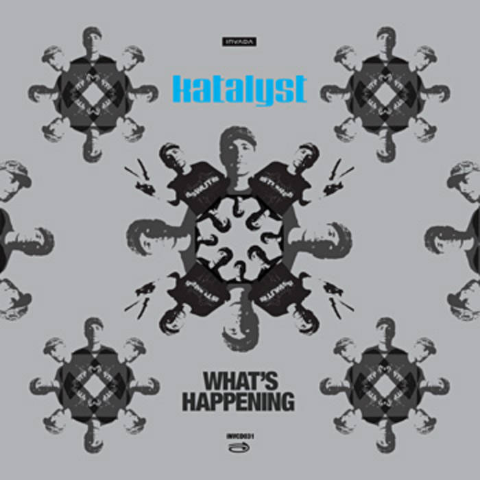 What's Happening cover art
