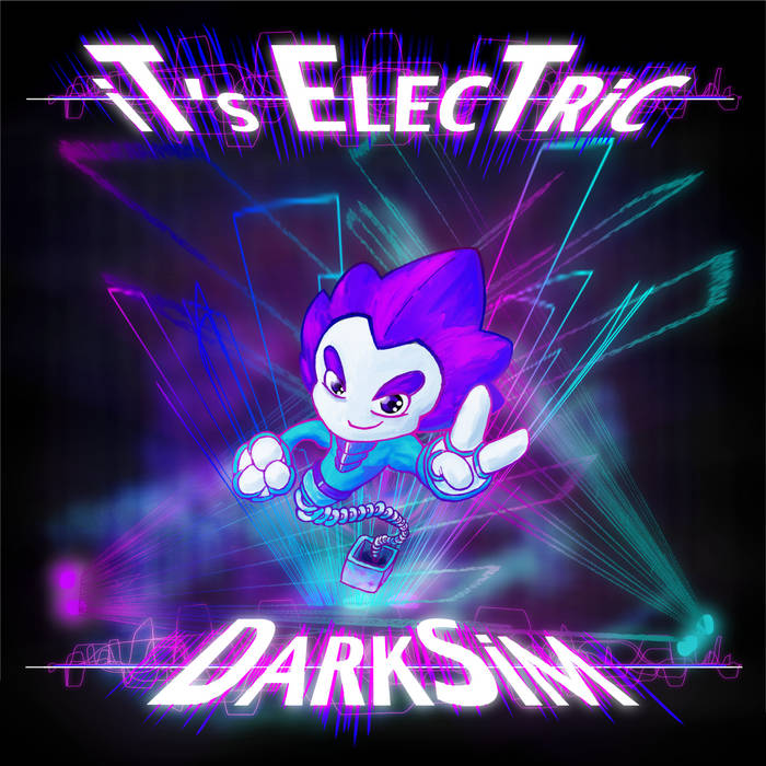 It's Electric cover art