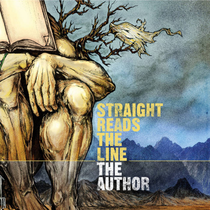The Author cover art