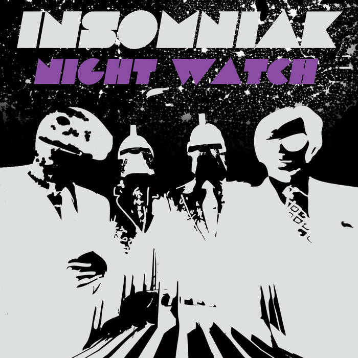 Night Watch cover art