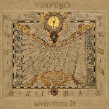 Liventure #21 cover art