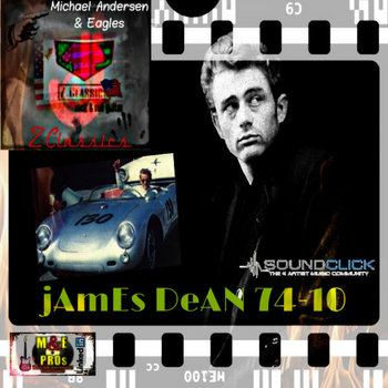 jAmEs DeAN 74-15 cover art