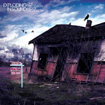 The Recession Rock Revival '09 cover art