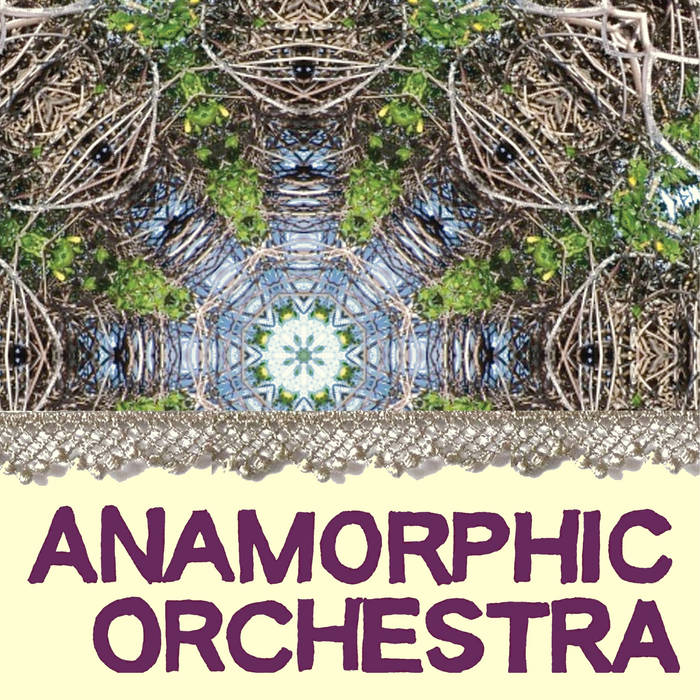 Anamorphic Orchestra cover art