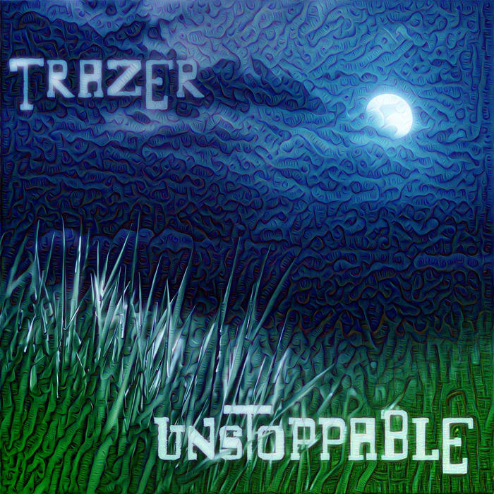 Unstoppable cover art