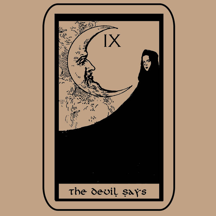 The Devil Says... cover art