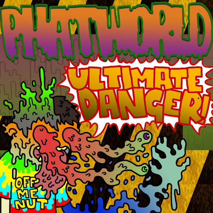 Ultimate Danger cover art