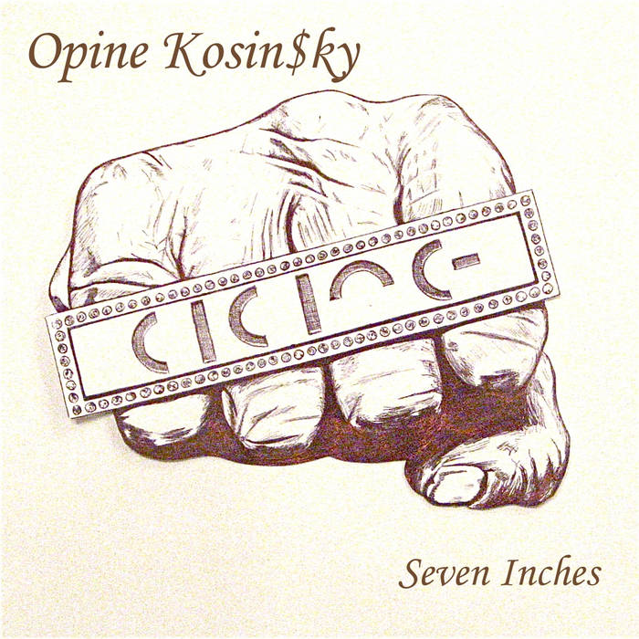 Seven Inches cover art