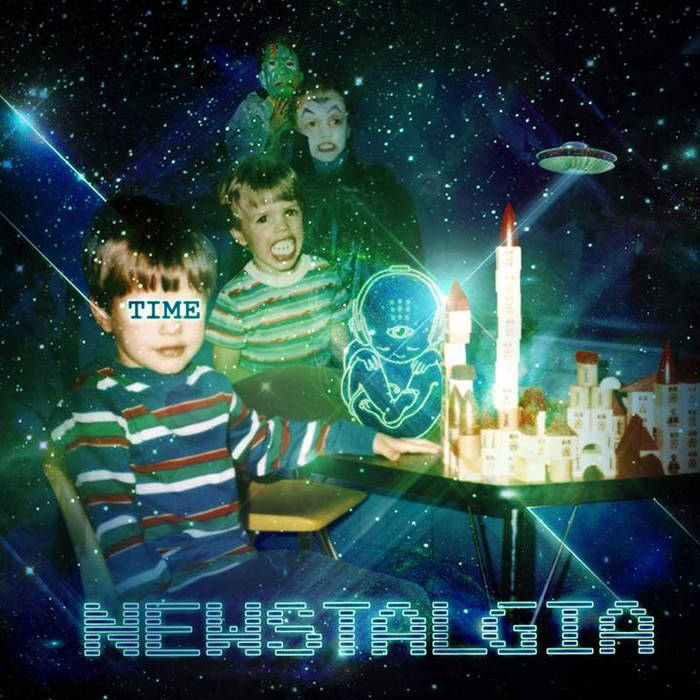 Newstalgia cover art