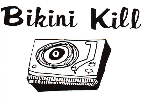 Bikini Kill Yeah