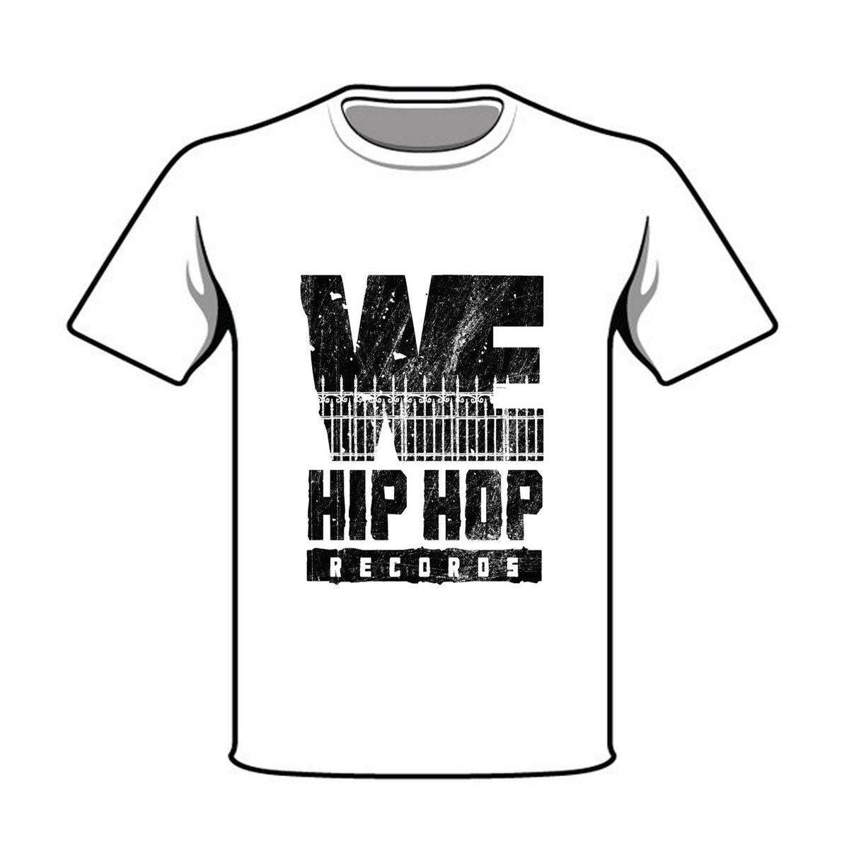 Hip Hop Logo t Shirt we Hip Hop Logo t Shirt Main