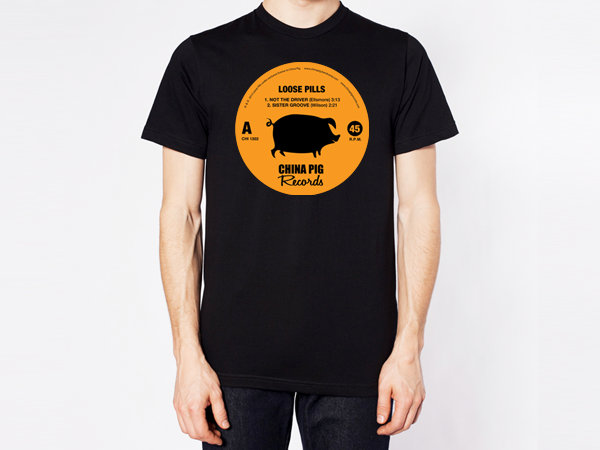 Record Label Shirts Record Label T-shirt Main