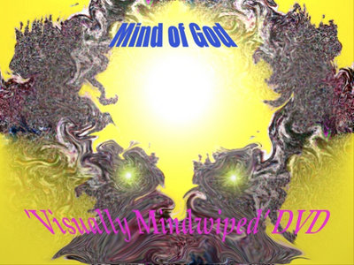 Mind of God - 'Visually Mindwiped' DVD main photo