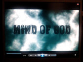 Mind of God - 'Visually Mindwiped' DVD photo