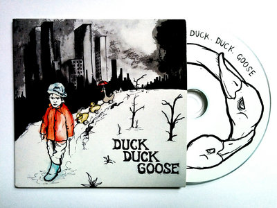 Banded Ducks Merch | Duck Duck Goose Band