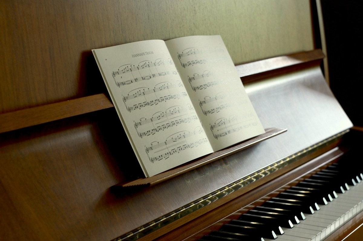 music sheet matilda ep piano letter handmade golden artwork schuster oskar f4