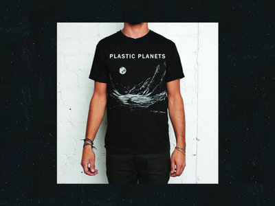 Plastic Planets 'Moon Rock' T-Shirt main photo