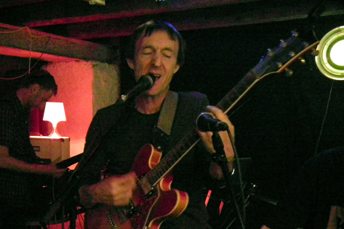 Bill Direen (pictured on bandcamp)