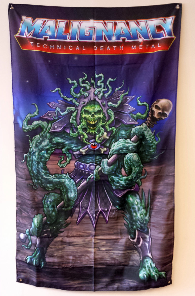 Malignancy Skeletor(oid) Tapestry 0005629855_10