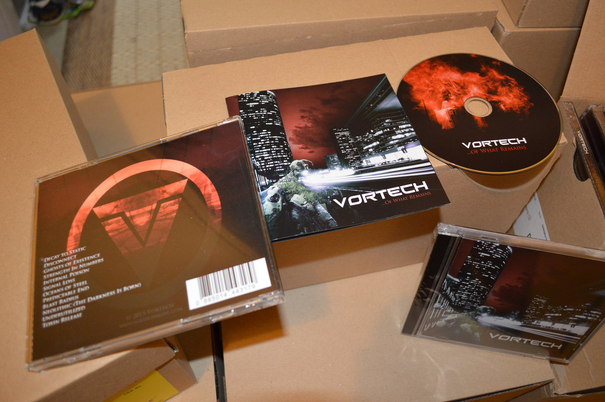 Vortech ...of What Remains! 0005867795_10