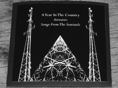 A Year In The Country - Airwaves: Songs From The Sentinels CD. Dusk Edition in matt wallet sleeve. main photo