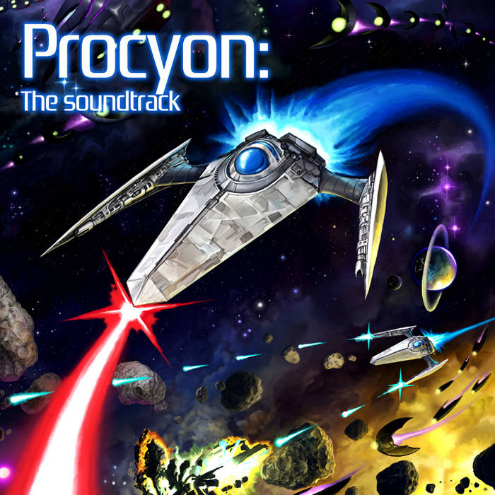 Procyon: The Soundtrack cover art